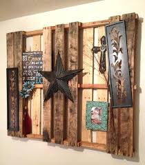 Rustic Wall Decor For Kitchen Country Ideas Inspiring Good About