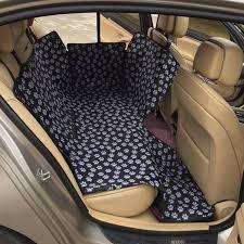 tissu pour siege voiture pliable étanche voiture siège de compagnie couvre empreinte motif