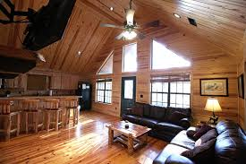 100 Wolf Creek Cabins Grey Lodge MLS 804849 SOLD Broken Bow Oklahoma Real Estate