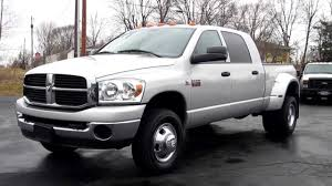 100 2009 Dodge Truck Ram 3500 Mega Cab SLT 4x4 Cummins Diesel SOLD YouTube