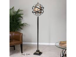 Maitland Smith Buffet Lamps by 28087 1 Lamps And Lighting Uttermost Rondure Sphere Floor Lamp