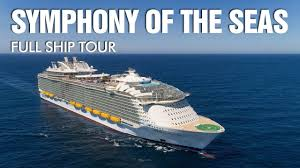 100 L Oasis St Martin Symphony Of The Seas Itinerary Schedule Current Position