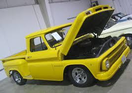 Nice Yellow Chevrolet Vintage Truck | Chevrolet Vintage Trucks ...