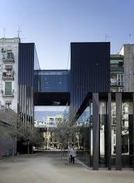 100 Antoni Architects Sant Joan Oliver Library RCR Arquitectes ArchDaily