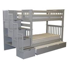 Bunk & Loft Beds with Stairs