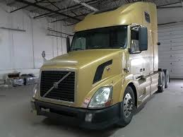 100 Truck Volvo For Sale 2009 VNL670 Sleeper Semi Mississauga ON