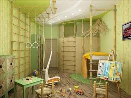Natural Kids Bedroom Design With Bamboo Interior And Decor Home Trends Photos Picture At