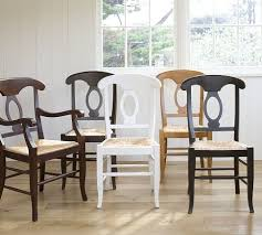 Best Pottery Barn Dining Chairs Napoleon Dining Chairs From
