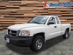 100 2009 Dodge Truck DODGE DAKOTA Youngstown OH 5004441327