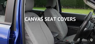 Seat Covers: Custom, Canvas For Vehicles | Rugged Valley NZ