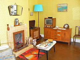 1950s Room At The Museum Of Lynn Life In Kings Norfolk