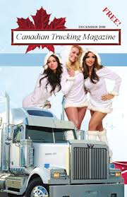 DECEMBER CANADIAN TRUCKING MAGAZINE 2008 By CTM MAGAZINE - Issuu