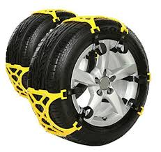 Spikes For Tires Auto Emergency Snow Chains Universal Car Tyre ...