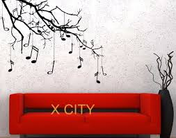 mural winsome music wall decals amazon bright music wall murals
