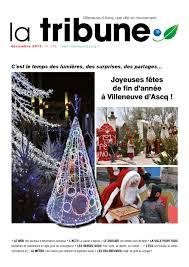 si e social villeneuve d ascq calaméo décembre 2017 la tribune le magazine des villeneuvois