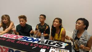Kidz Bop Halloween Challenges by Blogger Bash 2014 In Nyc Snacking In Sneakers