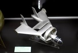 File:Ducted Fan Concept Model, Hiller Aircraft, Under Contract From ...