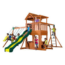 Amazon.com: Backyard Discovery Thunder Ridge All Cedar Wood ... 310 Backyard Discovery Playsets Swing Sets Parks Amazoncom Monterey All Cedar Wood Playset Review Adventure Play Atlantis Wooden Set Dallas Playhouses The Home Depot Picture On Playset65210com 3d Promo Youtube Ideas Backyardyscrestwoodenswingset1jpgv1481085746 Shop At Lowescom Oceanview Backyards Amazing Odyssey Excursion