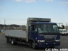 2000 Nissan Condor Truck For Sale | Stock No. 44086 | Japanese Used ...