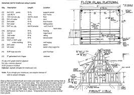 104 Tree House Floor Plan Cool S Learn How To Build A