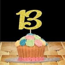 details zu birthday cake number toppers 13 16 18 20 21 30 40 50 60 70 80 90 100 any age