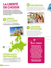 vacance air transat forfait vacances transat europe hiver 2015 2016