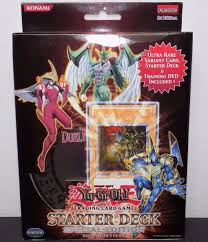 Yugioh Pegasus Starter Deck Ebay by Yugioh Gx Card Game 2006 Starter Deck Special Edition With Duel