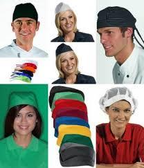 coiffe de cuisine toque chef béret calot bandana coiffe de cuisine biomidi