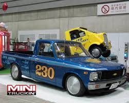 Mini Trucks - Bing Images | Mini Truck | Pinterest Tiger Mini Truck For Sale Best Image Of 2018 1966 Chevy C10 Custom Pickup In Pristine Shape Dealing Used Japanese Trucks Ulmer Farm Service Llc For In Central Florida New Datsun 620 Daihatsu 4x4 Hijet Uncommon Performance Chevrolet S10 Gmc S15 Roadkill For Sale 2009 Peterbilt In Whiwater Co 81527 Deep South Fire Home Tg Sales Scene Low Label The Lowest Lifestyle Apparel