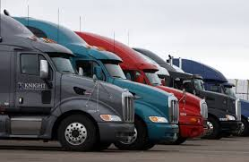 100 Trucks Images Truck Orders Pull Back From Record Highs WSJ