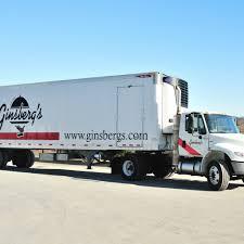 100 Class A Truck Driver CDL Ginsbergs Foods