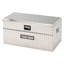 Tradesman Small Size Single Lid Flush Mount Truck Tool Box | Shop ... Tradesman 36 Alinum Mid Size Flush Mount Tool Box Bright Northern Equipment Locking Widestyle Chest Truck 60in Topmount Diamond Plate Amazoncom Eight24hours 49x15alinum Tote Storage For Shop Boxes At Lowescom Cheap Find Deals On Giantex Trailer Pickup Underbody Underbed In The Ditch Divider Lower Shelf 1712w X 41 Fender Well Walmartcom Lund 60 In Box8260t Home Depot