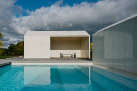 100 Modern Pool House Swimming Of The Week Claesson Koivisto Runes Swedish Parquet