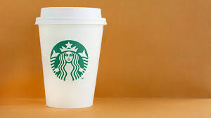 Starbucks knows it has a paper cup waste problem so they re doing something