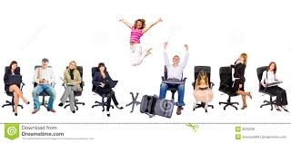 Several People In Office Chairs Stock Image - Image Of Happy, Black ... Chairs Office Chair Mat Fniture For Heavy Person Computer Desk Best For Back Pain 2019 Start Standing Tall People Man Race Female And Male Business Ride In The China Senior Executive Lumbar Support Director How To Get 2 Michelle Dockery Star Products Burgundy Leather 300ec4 The Joyful Happy People Sitting Office Chairs Stock Photo When Most Look They Tend Forget Or Pay Allegheny County Pennsylvania With Royalty Free Cliparts Vectors Ergonomic Short Duty