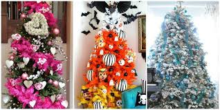 Primitive Easter Tree Decorations by Holiday Trees To Decorate Your Home All Year Holiday Tree Diy