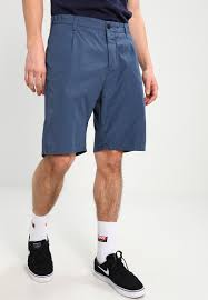 100 Carhart On Sale T WIP GERALD LANE Shorts Men Stone Blue Rinsed