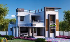 100 House Contemporary Design Roof Idea Bedroom Flat Modern Home Sq Walls Floor Plans