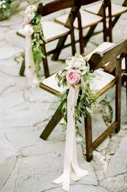 Cheap Wedding Decorations That Look Expensive by Simple Summer Wedding Aisle Decor Mywedding