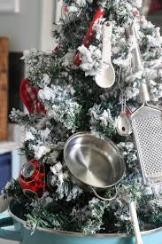 Fun And Festive Kitchen Christmas Tree Must Check This One Out