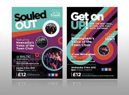 Creative Leaflet Design Flyer Music Graphic Leaflets