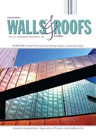Marley Tiles Cape Town by Walls U0026 Roofs In Africa Jnl 5 U002710 By Media In Africa Issuu