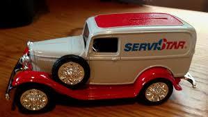 100 Ertl Trucks Amazoncom 1932 Servistar Panel Delivery Bank Truck