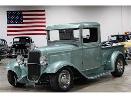 1934 Ford Pickup Nostalgic Hot Rod For Sale | ClassicCars.com | CC ... 1934 Ford Pickup Traditional Hot Rods Pinterest Cars And Auctions 1932 Bb Truck No Reserve Owls Head Transportation Trick N Rod 22500 By Streetroddingcom Model B For Sale Youtube 31934 Car Archives Total Cost Involved Powernation Week 42 Mercury With A 1949 V8 Engine Swap Depot Pickup Hot Rod Rat Kustom 428 Cobra Jet Lk Classics Sale On Autotrader Motte Historical Museum Sema 2017 United Pacific Introduces A New 32