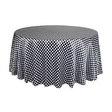 120 Inch Round Satin Tablecloth Black/White Polka Dots Ding Room Circular 10 Gorgeous Black Tables For Your Modern Pulaski Fniture The Art Of 7 Piece Round Table And Best Design Decoration Channel Really Inspiring Creative Idea House By John Lewis Enzo 2 Seater Glass Marble Kitchen Sets For 6 Solid Wood Island Mahogany Zef Set Kitchens Sink Iconic 5 Deco Double Xback Antique Grey Stone 45 X 63 Extra Large White Corian Top Chairs 278 Rooms With Plants Minimalists Living