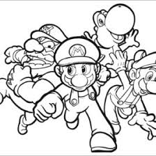 Free Printable Cartoon Character Coloring Pages Best