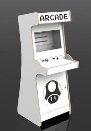 Arcade Cabinet Plans Tankstick by Tankstick Upright Arcadeworx