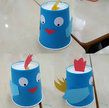 Newspaper Craft Ideas For Kids 30 Best Paper Cup And Project Images On Pinterest