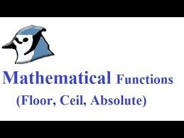 Math Ceil Floor Java by How To Use Floor Ceil Absolute Functions In Java आपक