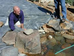 How To Create A Pond And Stream For An Outdoor Waterfall | How-tos ... 96 Best Lacapingponds Images On Pinterest Garden Ponds Outdoor And Patio Beautifying The Backyard By Quick Tips For Building A Waterfall Wolf Creek Company How To Add Small Your Pond Youtube Beautiful Flowers And Rock Edge Arrangement Build Natural Looking Garden Fish Pond With Waterfall Best 25 Lights Ideas Lighting Image Detail Welcome Ponds Waterscapes Inc Diy Backyard Pond Landscape Water Feature Oh My Creative Trend 2016 2017 Backyard Waterfalls To Build A In Waterfalls